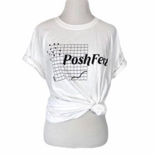 Poshmark PoshFest 2019 Conference Tee Limited Swag